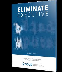 Eliminate Executive Blind Spots ebook