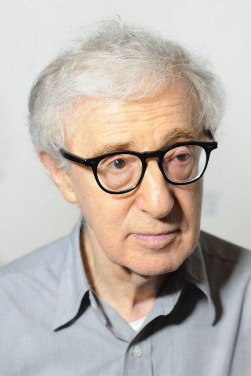 Woody Allen in 2015